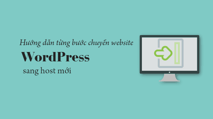 Chuyển Website WordPress sang hosting khác bằng cPanel